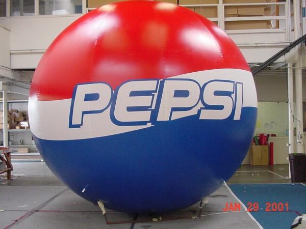 Pepsi Promo Sphere