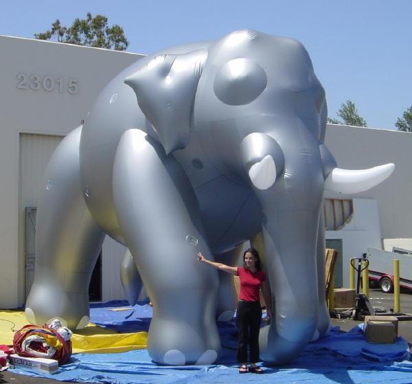 Elephant Inflatable
