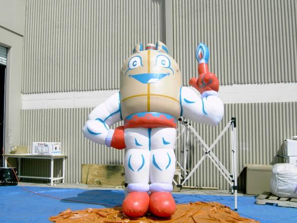 Propane Tank Inflatable