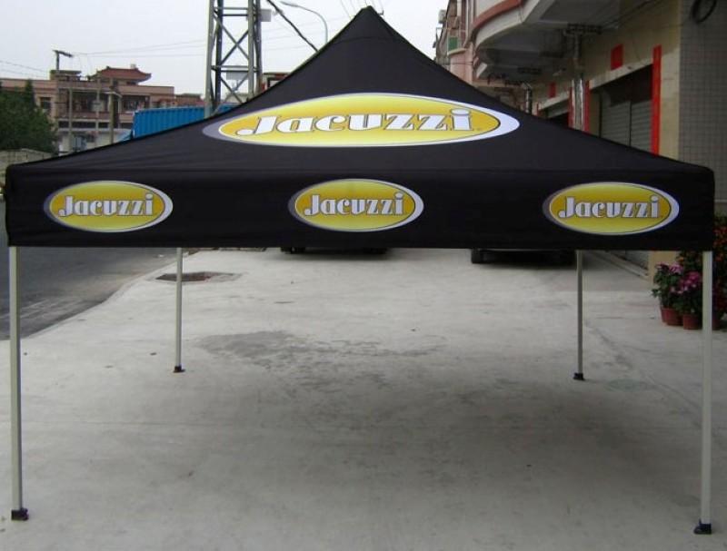 canopy logo tent